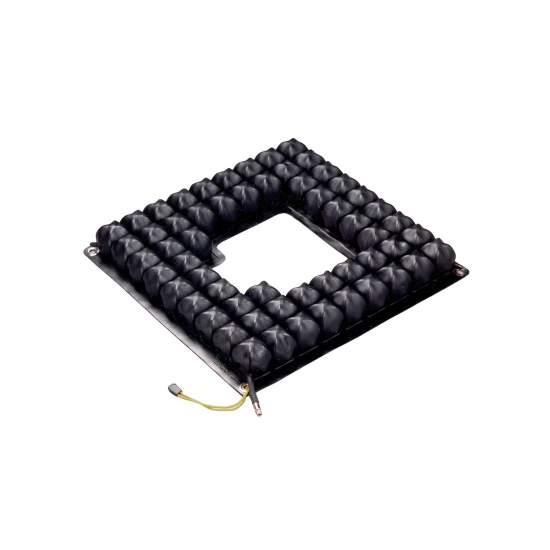 Cojín de ducha - El cojín de ducha Roho® está diseñado para sillas de ducha e inodoro, ofreciendo los beneficios de la tecnología DRY FLOATATION