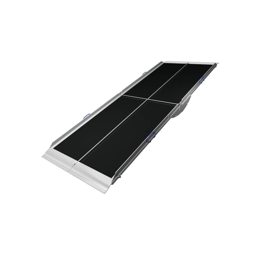 Folding ramp Aerolight Lifestyle - By design Aerolight Lifestyle has been established as one of the most innovative market ramps. This unique model is split folding ramp into two halves, which provide it with...