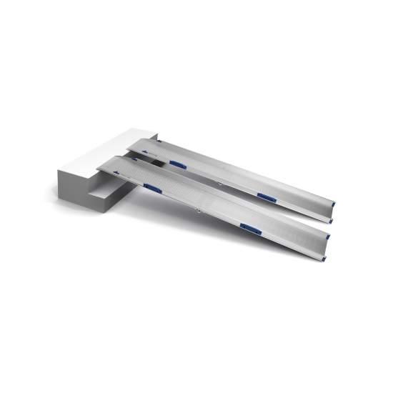 Rampe d'accès électronique - Perfolight-E, particulièrement indiqués pour les chaises électroniques.