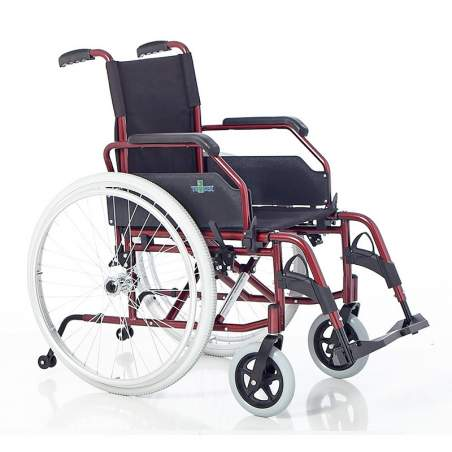 FORUM alumínio cadeira de rodas 600