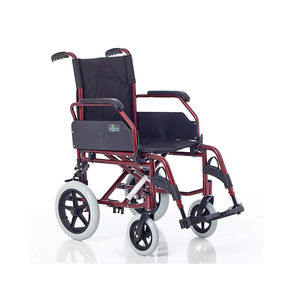 Silla de ruedas de aluminio forum 312 - Sillas de ruedas de aluminio plegables ...