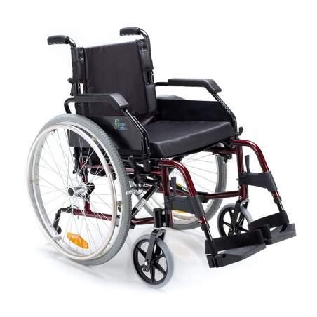Venetto alluminio sedia a rotelle pneumatici 600
