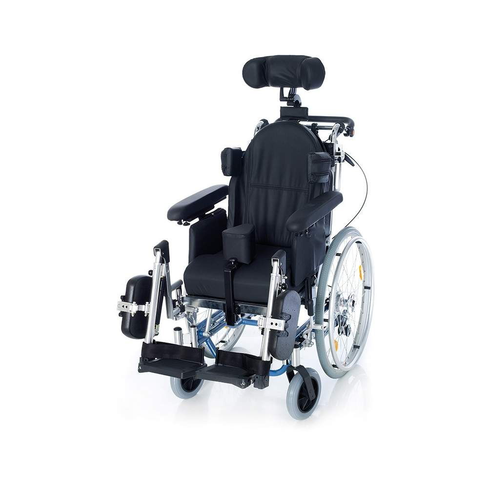 Inclinables fauteuil roulant et inclinable en aluminium RC3