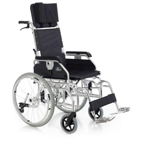 BASIC Silla de ruedas basculante - BASIC Silla de ruedas basculante