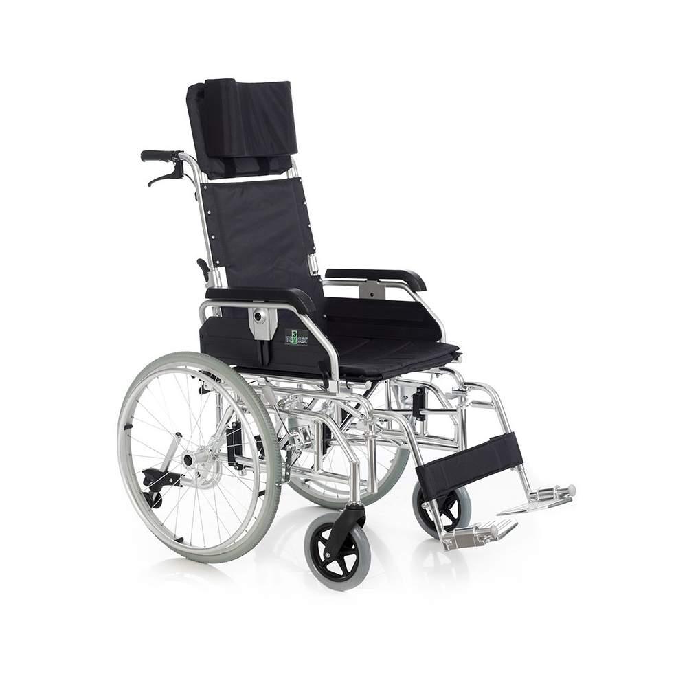 BASE roues de fauteuil à bascule
