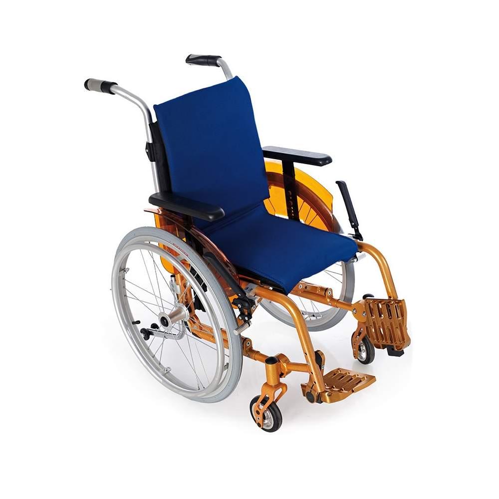 Alumínio cadeiras de rodas crianças evolutiva KIDS UNIVERSAL