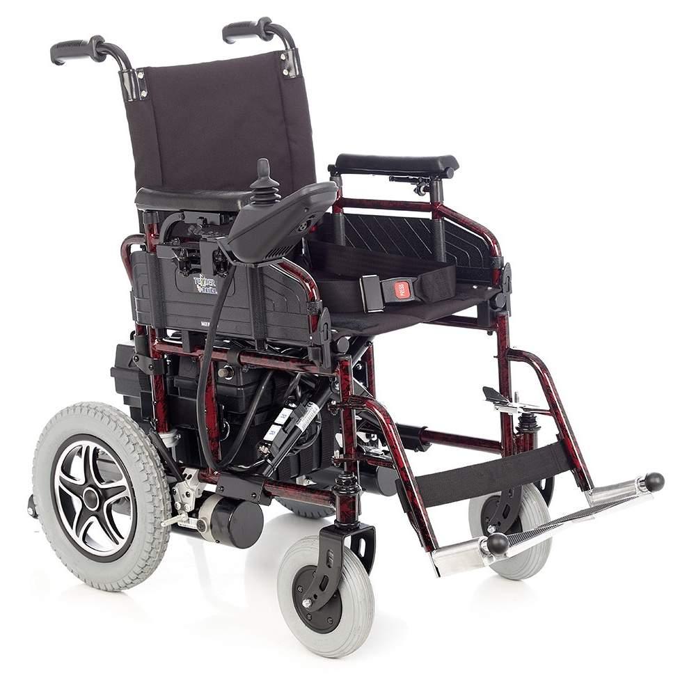 Istanbul, Folding Wheelchair - Folding Chair Electronic Wheel