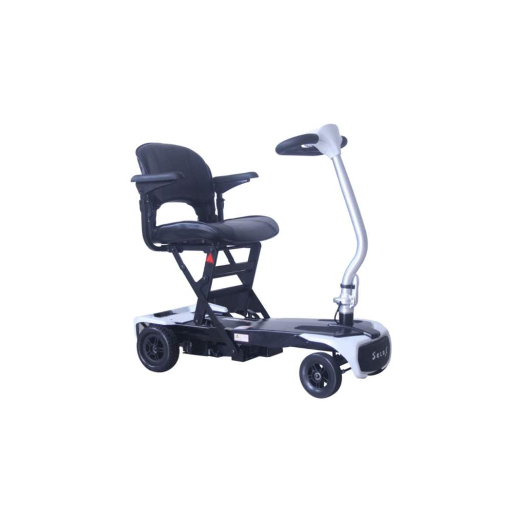 AUTOMATIC FOLDING SCOOTER ZIPPY