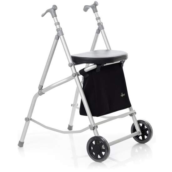 Gran Via 2 WALKER 2 roues + SEAT + SAC - Gran Via 2 WALKER 2 roues + SEAT + SAC