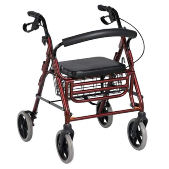"ROLLATOR SILLA ""ALL-IN-ONE"" - ROLLATOR SILLA ""ALL-IN-ONE"""