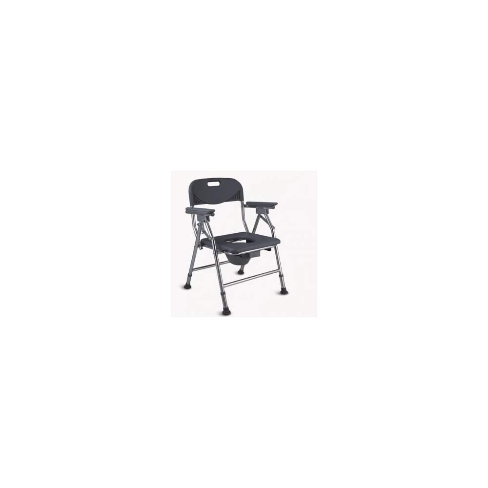 AQUATIC SILLA BAÑO-WC - La silla de baño plegable AQUATIC 1511BN esuna cómoda solución.
