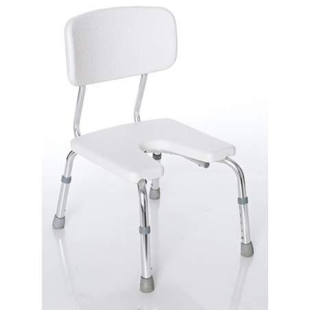 NIAGARA PERINEAL HOLLOW back cadeira duche / banheira