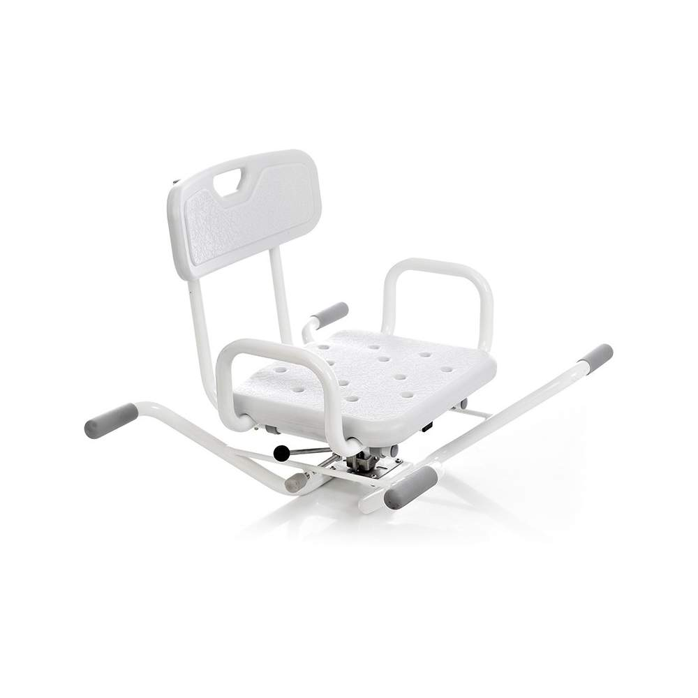 MIAMI ROTATING BATH SEAT BACK
