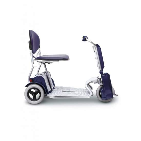 Caddy Scooter -  The Caddy allows compact storage in the home, in the trunk of the car or on a plane.