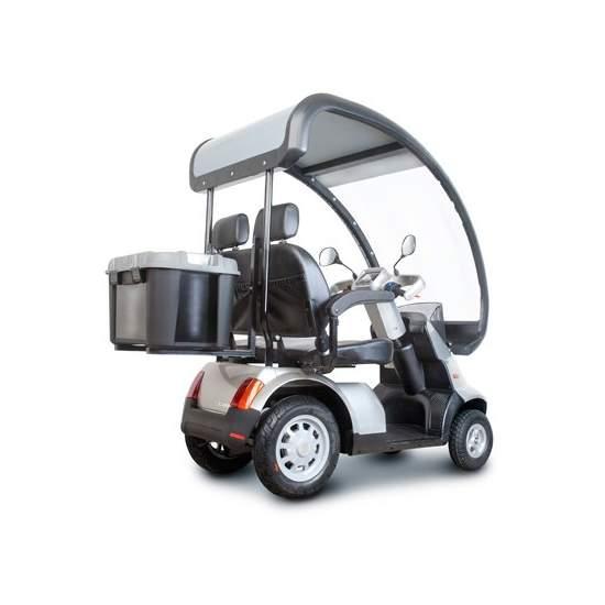 AfiScooter S4 de 4 ruedas