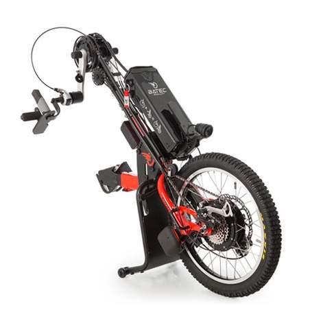 Handbike BATEC Hibrido Tetra