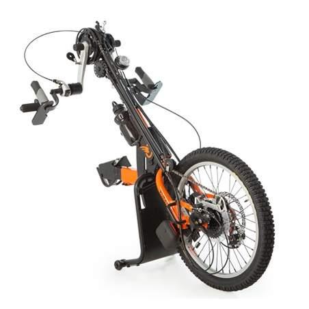 Handbike BATEC manual Tetra