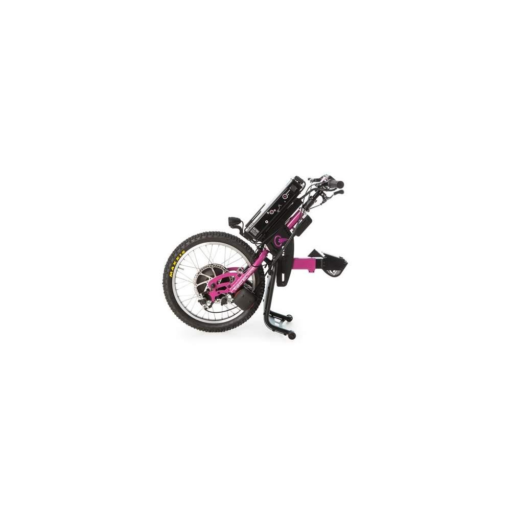Handbike BATEC Purple ELÉCTRICO