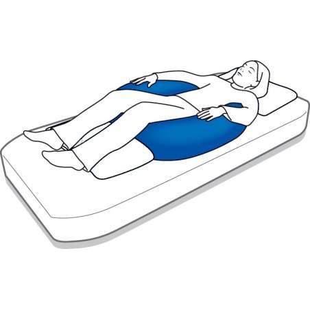 H8500 mezza luna cuscino di posizionamento