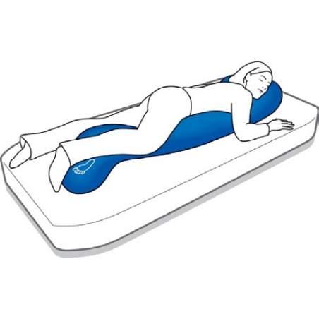 Decubito cuscino 30 semilaterale