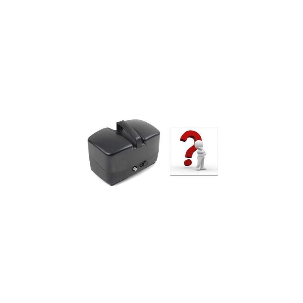 PLUS DE Pour retirer la batterie? - Tirer le meilleur parti des batteries d'un scooter ou fauteuil électrique