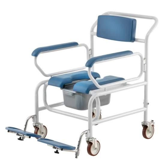 Chaise de douche XL SAMOA AD546XL - Chaise de douche XL SAMOA AD546XL