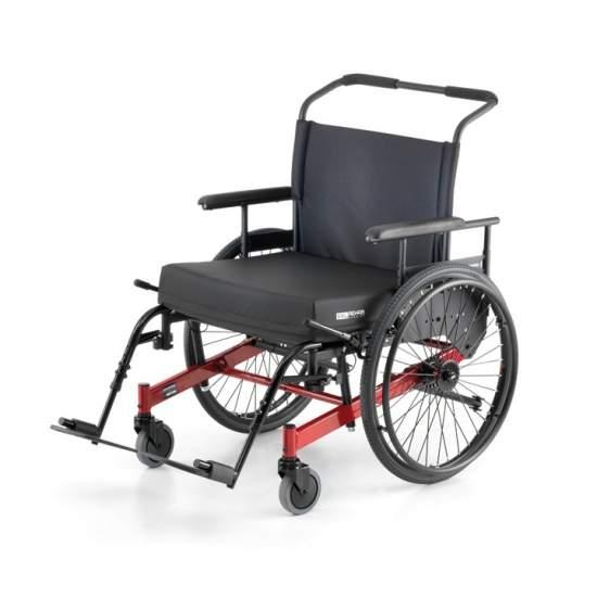 Silla de ruedas XXL EClipse PLXXL - Eclipse XXL wheelchair PLXXL
