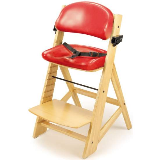 Silla postural Height Right - Chair Height Right wooden postural