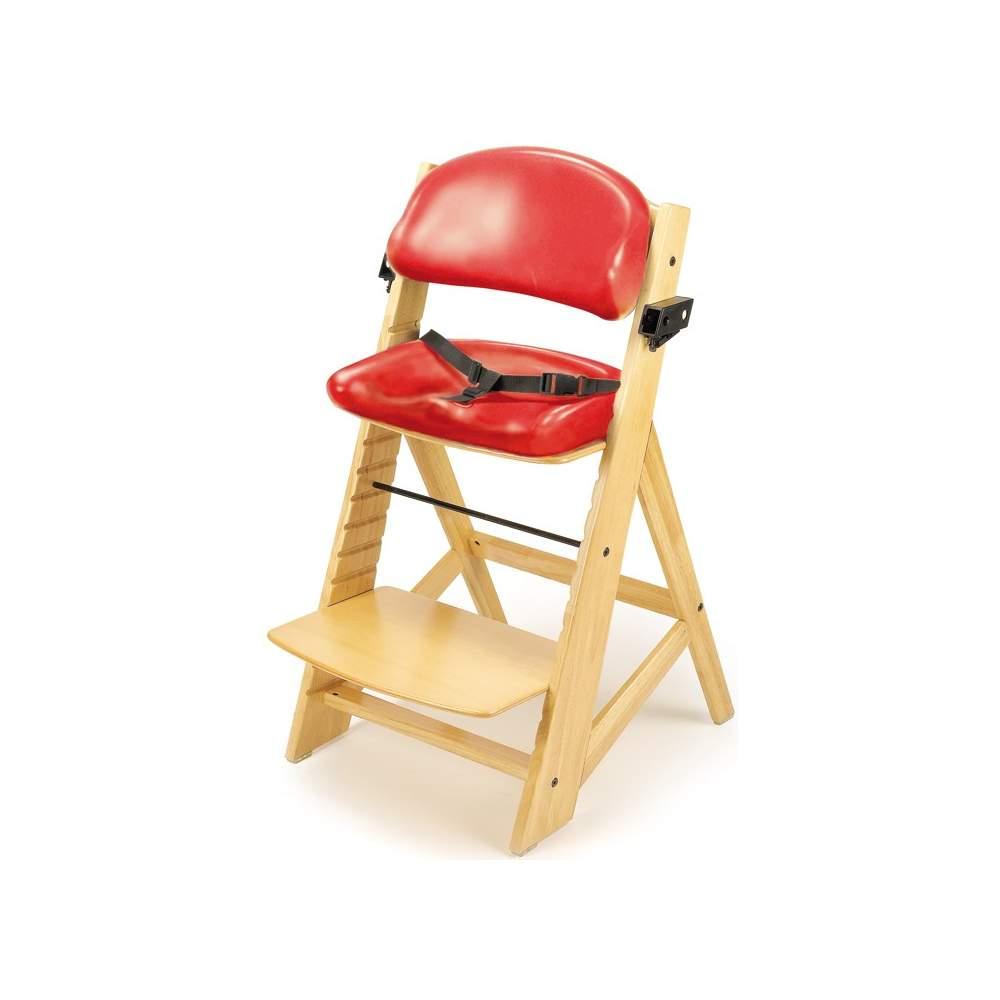 Silla postural Height Right - Altura cadeira postural direito de madeira