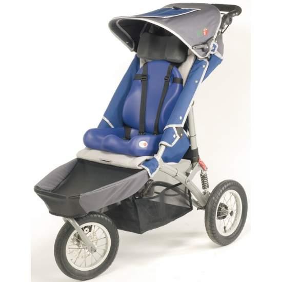 Silla carrito para niños