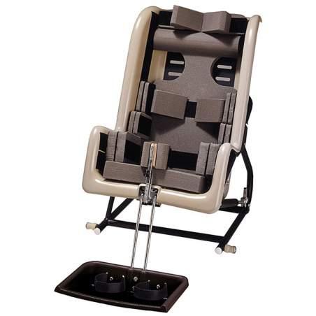 Sistema de controle postural de Seat confortável