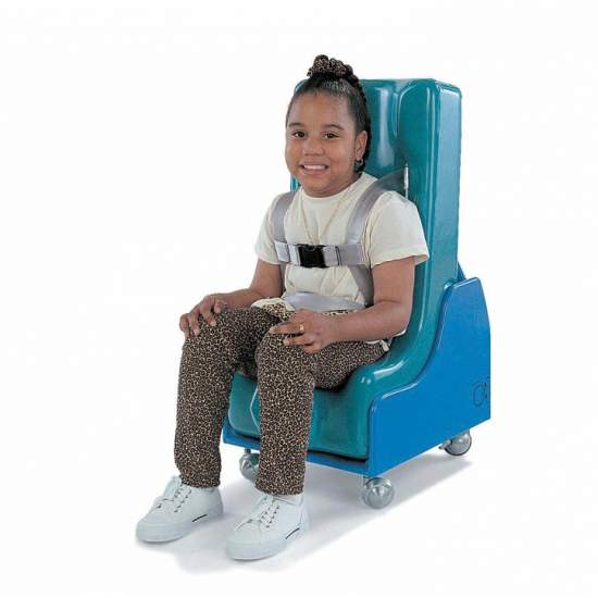 Asiento Fedder con base móvil - Mobile based Fedder Seat