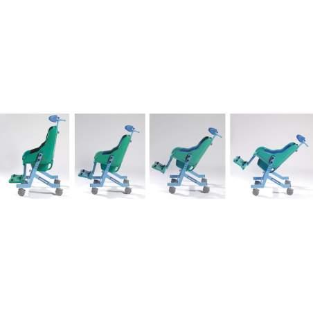 Sanicair AD815 tilting chair