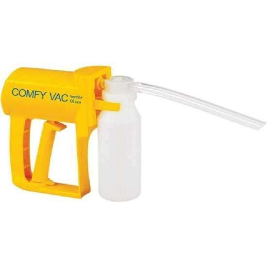 Aspirador manual de emergencia para faringe y traquea. - Aspirador manual de emergencia para faringe y traquea.