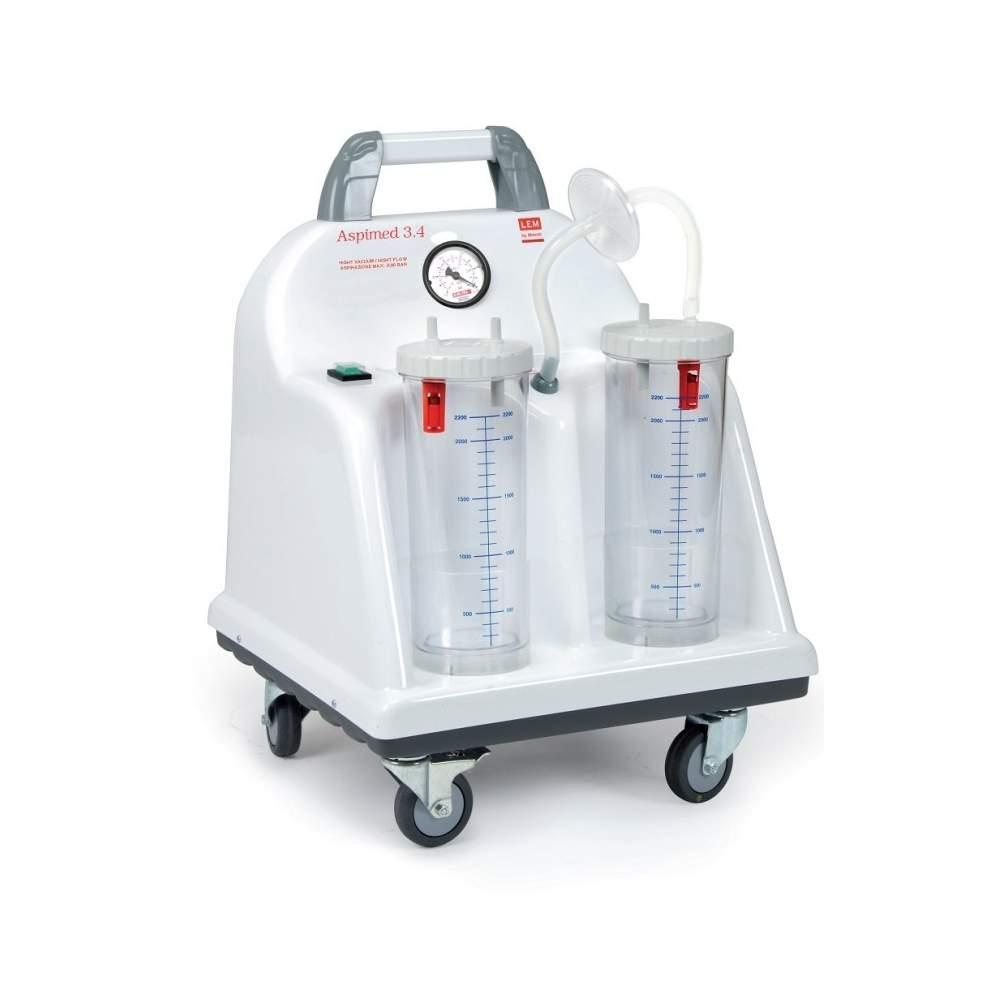 Aspirador quirurgico portatil aspiracion 90 - Aspirador quirurgico portatil aspiracion 90
