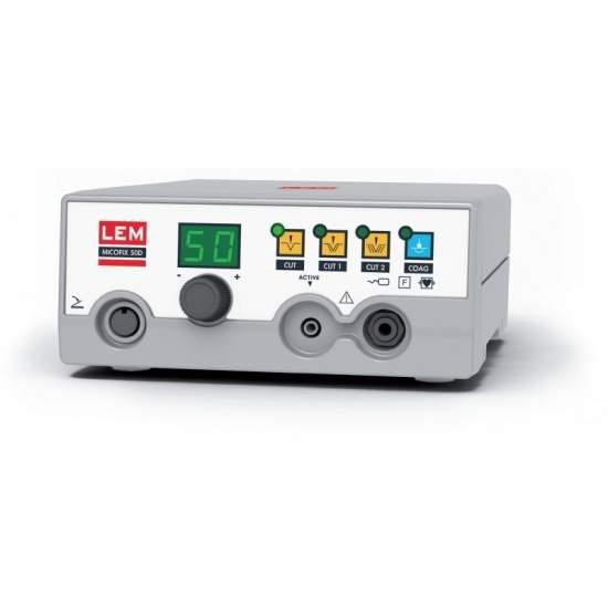 50w digitale per chirurgia elettrocauterizzazione monopolare.
