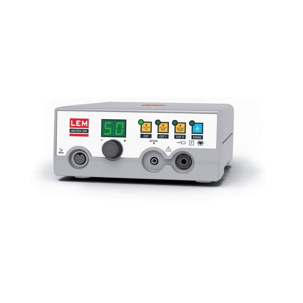 50w numérique à la chirurgie de l'électrocoagulation monopolaire.