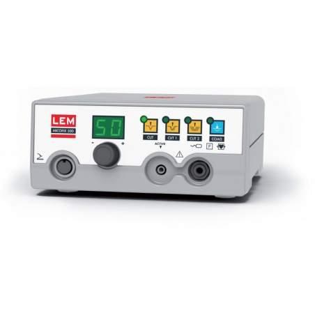 50w digital to monopolar electrocautery surgery.