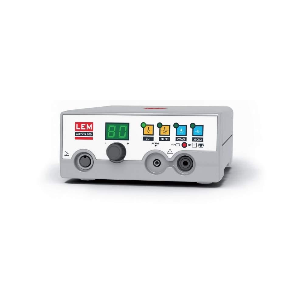 80w digital to monopolar electrocautery surgery.