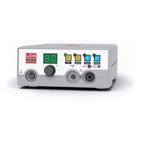 80w numérique à la chirurgie de l'électrocoagulation monopolaire.