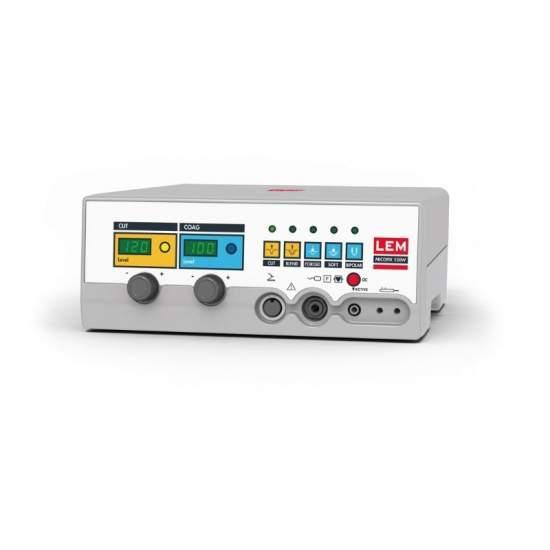 Digital para a cirurgia bipolar 160w monopolar / electrocirúrgica.