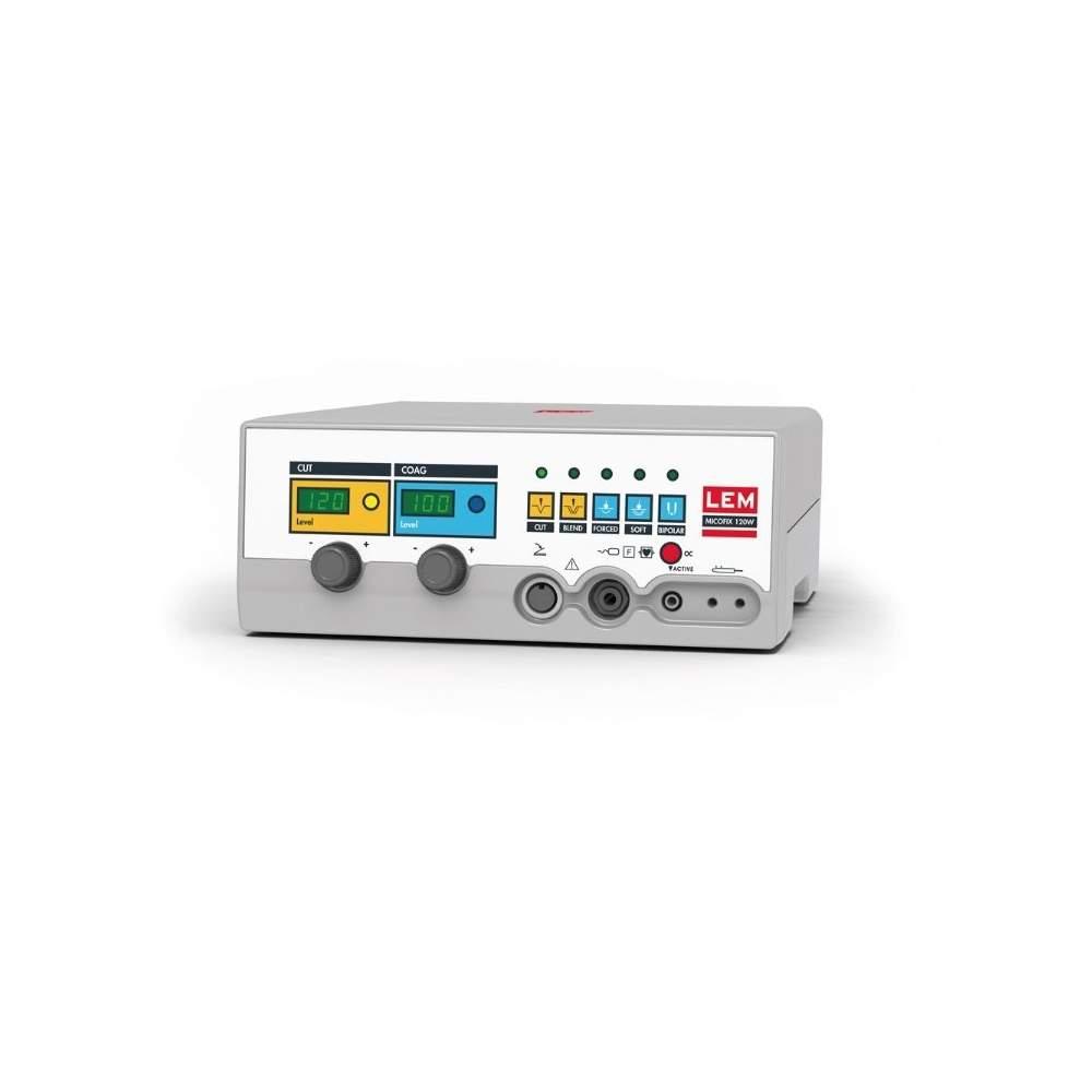 Electrobisturi digital para cirugia monopolar/bipolar 160w. - Electrobisturi digital para cirugia monopolar/bipolar 160w.