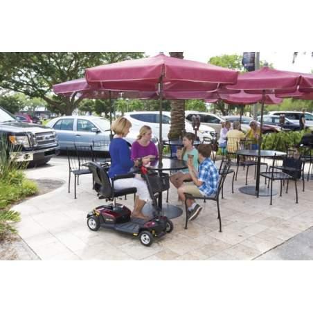 GOGO-LX scooter 4 ruote e sospensioni