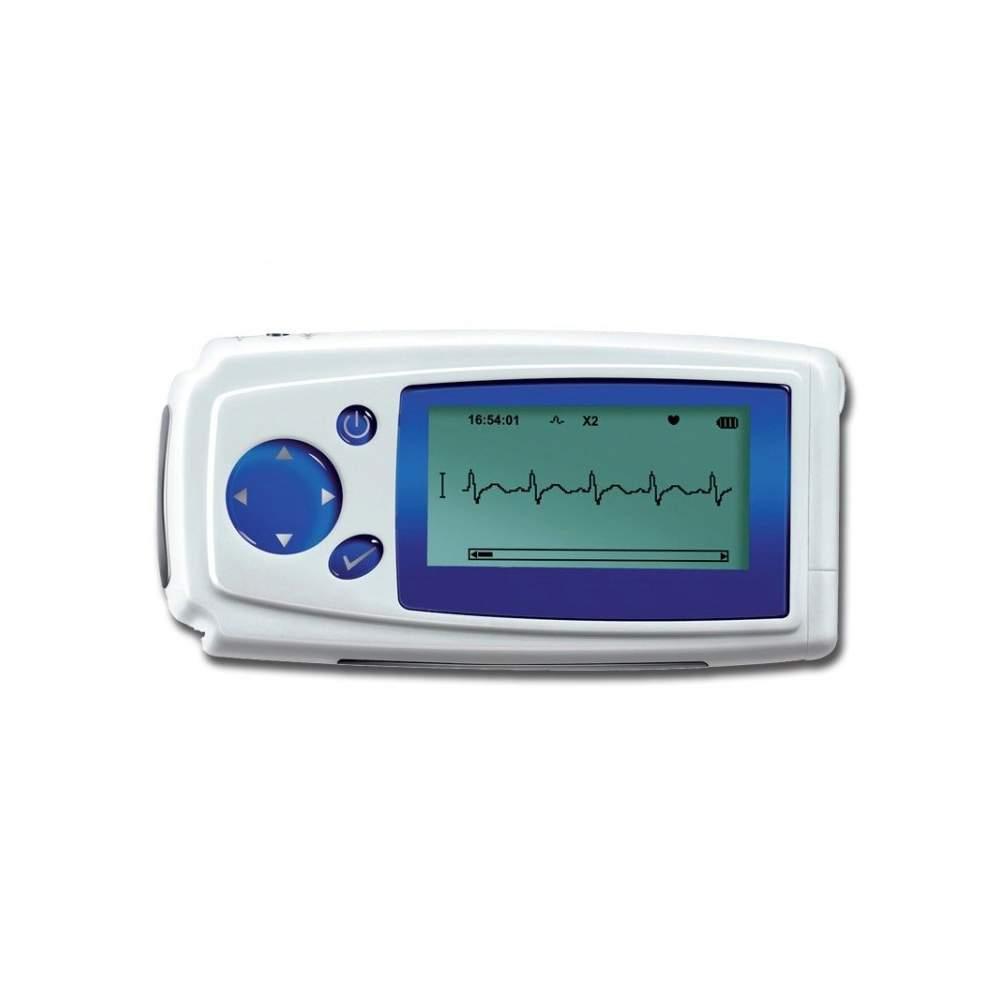 Eletrocardiógrafo projetado para uso doméstico ou médicos.
