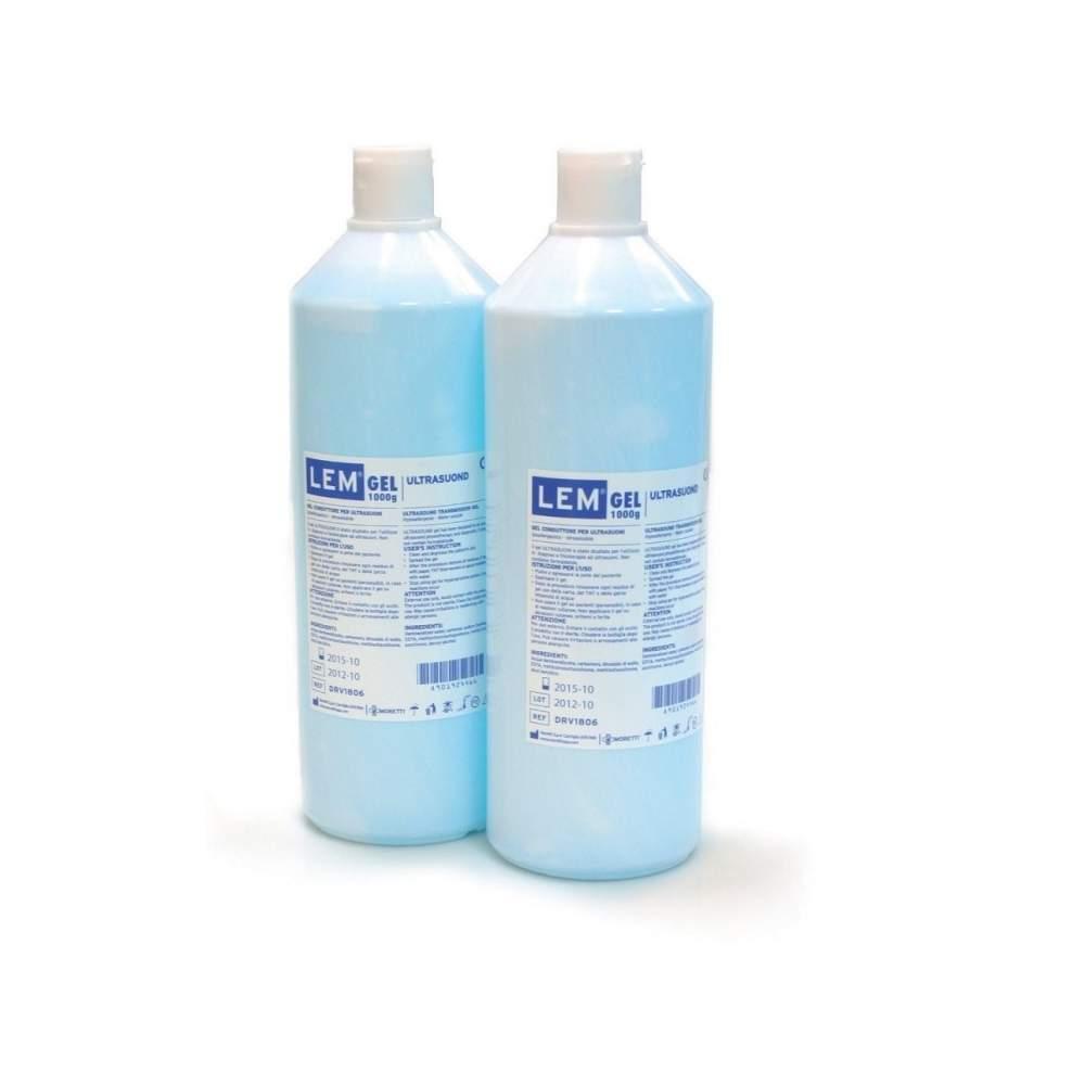Ultrasound gel incolor 1 kg.