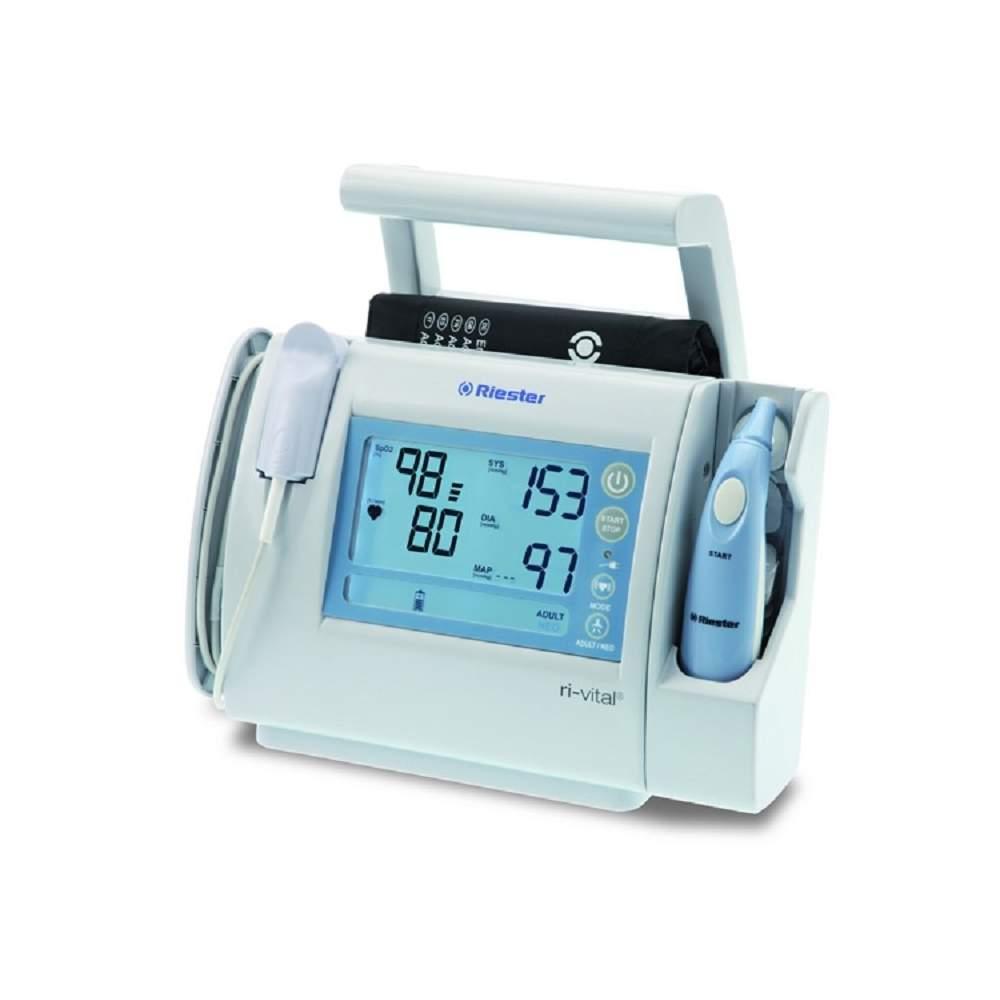 Monitor Riester ri-vital-1951-107. Noninvasive blood pressure and media. - Monitor Riester ri-vital-1951-107. Noninvasive blood pressure and media.