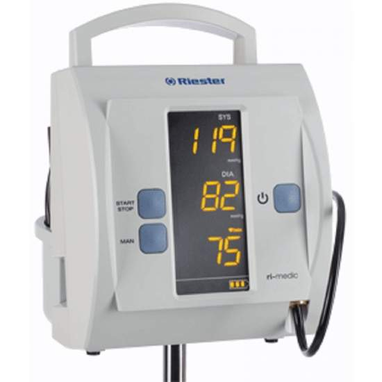 Monitor blood pressure for clinical use standing - Monitor blood pressure for clinical use foot