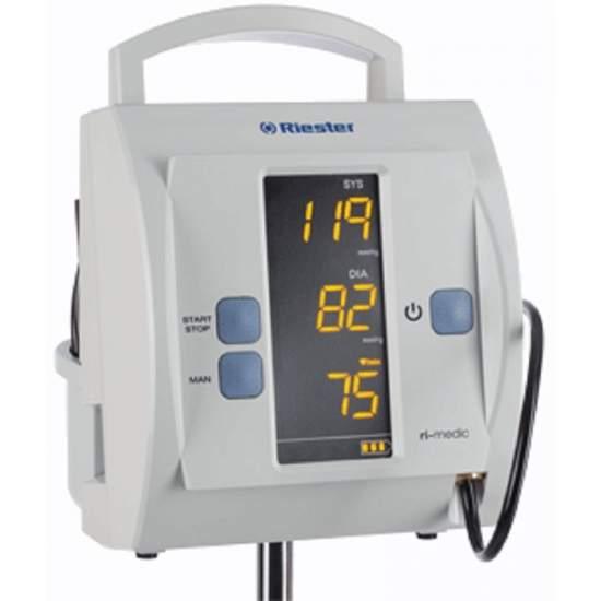 Monitor de presion arterial para uso clinico de pie - Monitor de presion arterial para uso clinico pie