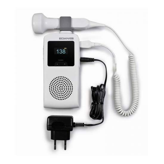 Doppler ultrasound fetal 3MHz waterproof probe. - Doppler ultrasound fetal 3MHz waterproof probe.