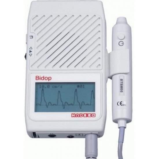 Bidirezionale Doppler vascolare LCD.